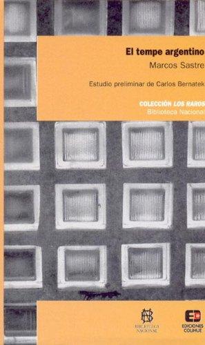 El Tempe Argentino (Spanish Edition) by Sastre,
