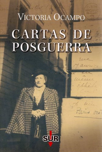 9789505800018: Cartas de Posguerra (Spanish Edition)