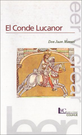 El Conde Lucanor (Spanish Edition): Manuel, Don Juan;