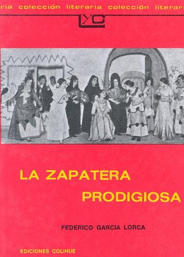 9789505810550: La Zapatera Prodigiosa (Spanish Edition)