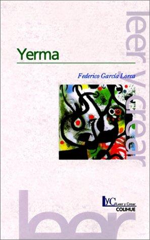 9789505811441: Yerma (Spanish Edition)