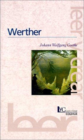 9789505811489: Werther (Spanish Edition)