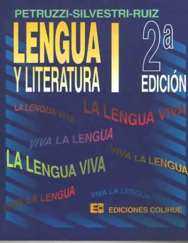 9789505813087: Lengua y literatura I (2ª edición)