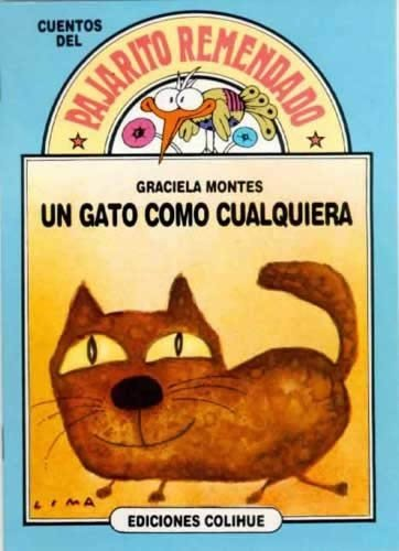 9789505814022: UN Gato Como Cualquiera/a Cat Like Anyone