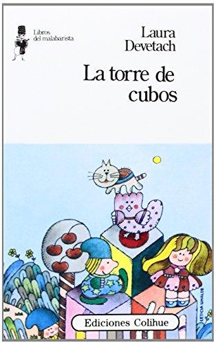 9789505815159: La Torre de Cubos (Libros Del Malabarista)
