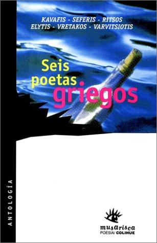Seis Poetas Griegos (Paperback): Constantino Kavafis