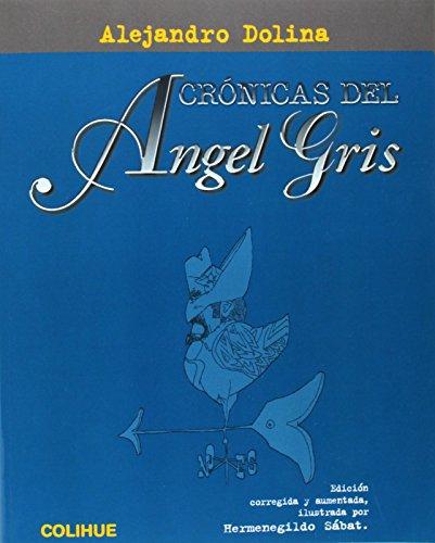 9789505816934: Cronicas del Angel Gris