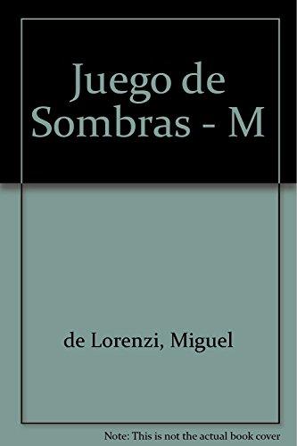 9789505818389: Juego de Sombras - M