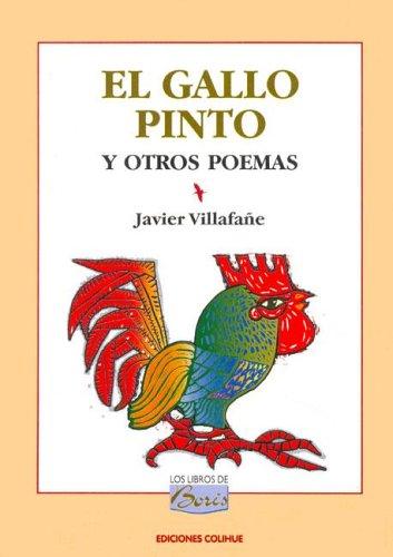El Gallo Pinto y Otros Poemas (Spanish: Villafane, Javier