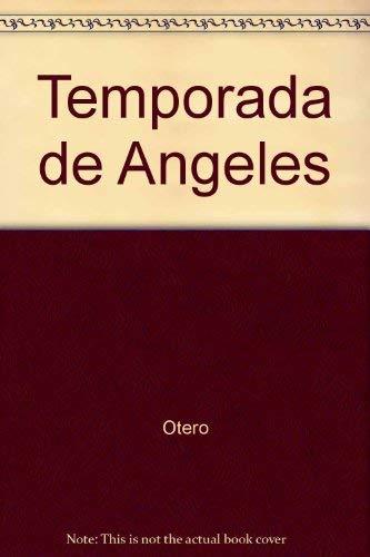 9789506001179: Temporada de Angeles (Spanish Edition)