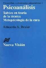 9789506022068: Psicoanalisis - Tabues En Teoria de La Tecnica (Spanish Edition)