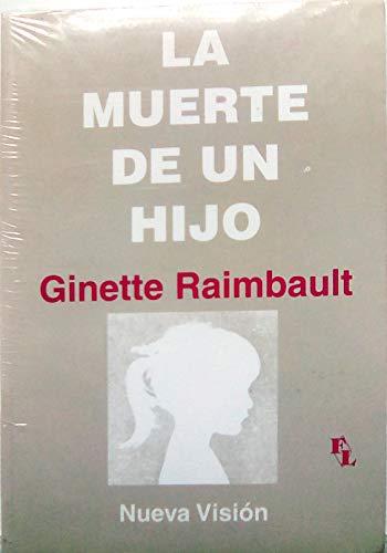 9789506023645: La Muerte de Un Hijo (Spanish Edition)