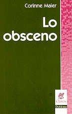 9789506025151: Obseno, Lo (Spanish Edition)