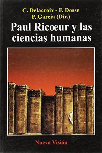 9789506025717: Paul Ricoeur y las ciencias humanas