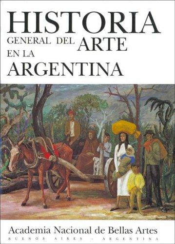 Historia General del Arte en la Argentina: Ravera, Rosa Maria