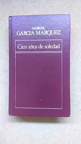 CIEN AÑOS DE SOLEDAD: Garcia Marquez, Gabriel