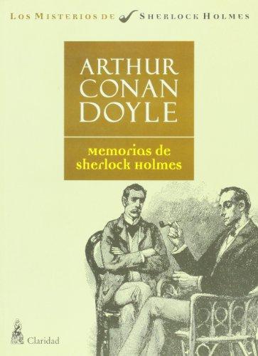 9789506201685: Memorias de Sherlock Holmes