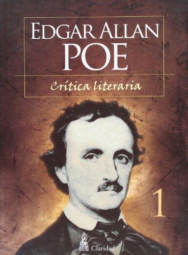 9789506201852: Critica literaria, Vol. 1 (Spanish Edition)