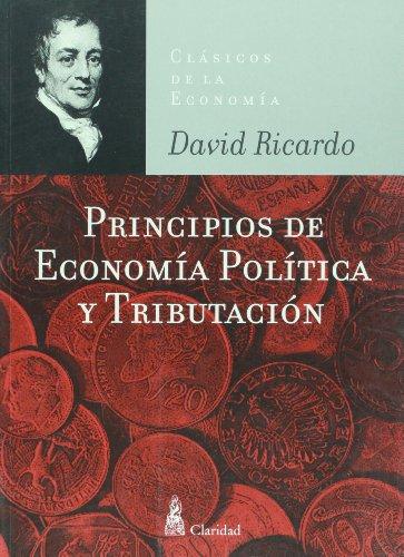 9789506202040: Principios De Economia Y Tributa (Clasicos de la economia / Economy Classics)