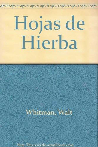 9789506360085: Hojas de Hierba