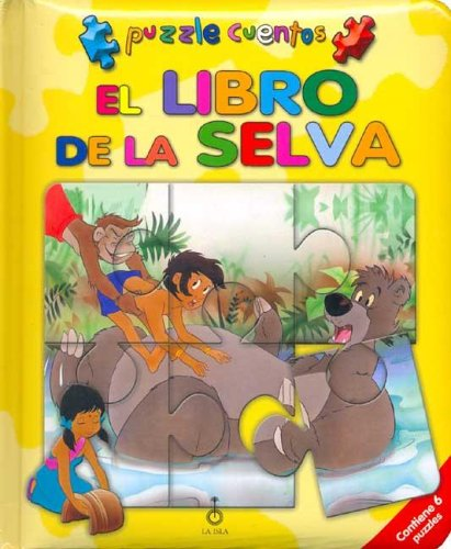 9789506371760: Libro de La Selva, El - Puzzle Cuentos (Spanish Edition)