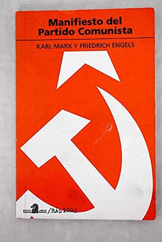 9789506391072: Manifiesto del Partido Comunista, El (Spanish Edition)