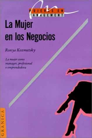 9789506411480: La Mujer en los Negocios (Spanish Edition)