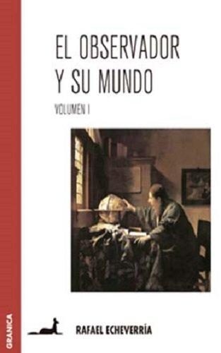 9789506411596: OBSERVADOR Y SU MUNDO, EL - VOL 1 (Spanish Edition)