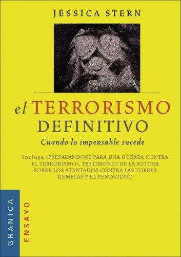 9789506413507: El Terrorismo Definitivo (Spanish Edition)