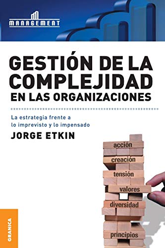 9789506414696: Gestion de La Complejidad En Las Organizaciones (Spanish Edition)