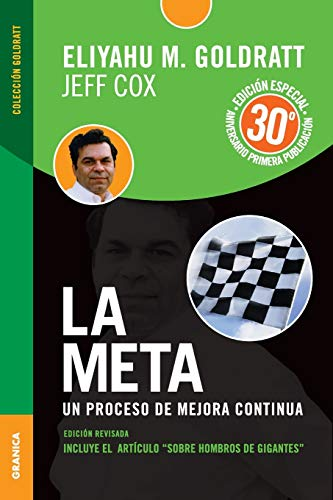 9789506418069: La Meta Edición Aniversario (Spanish Edition)