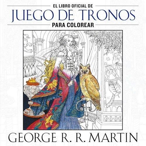 9789506443740: Libro Oficial De Juego De Tronos Para Colorear