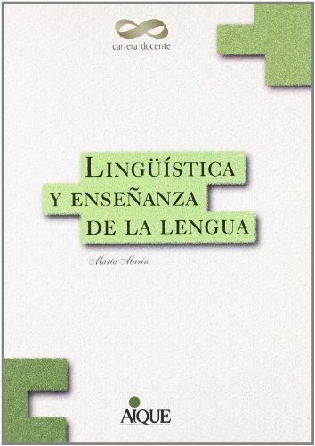 9789507015724: Linguistica y Ensenanza de La Lengua (Spanish Edition)