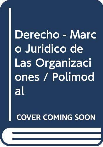 9789507018534: Derecho - Marco Juridico de Las Organizaciones / Polimodal (Spanish Edition)