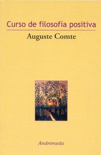 9789507221163: Cursos de Filosofia Positiva (Spanish Edition)