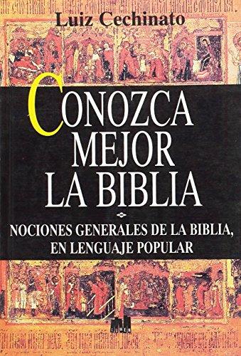 9789507243820: Conozca Mejor La Biblia (Spanish Edition)
