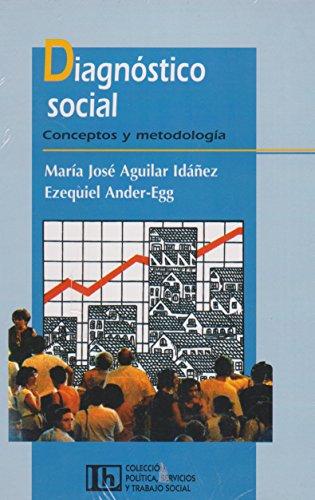 9789507244803: Diagnostico social.