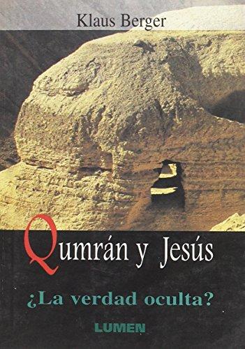 Qumran y Jesus (Spanish Edition): Berger, Klaus