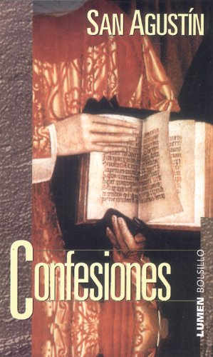 Confesiones (Bolsillo) (Spanish Edition): San Agustin