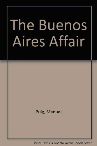 9789507310584: The Buenos Aires Affair