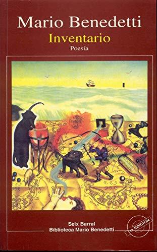 9789507310669: Inventario Uno: Poesia Completa, 1950-1985 (Biblioteca Mario Benedetti) (Spanish Edition)