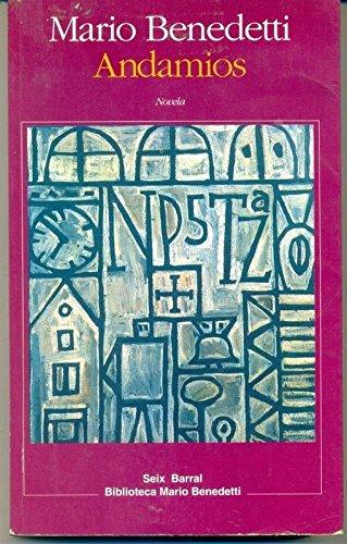 9789507311598: Andamios (Biblioteca Mario Benedetti) (Spanish Edition)