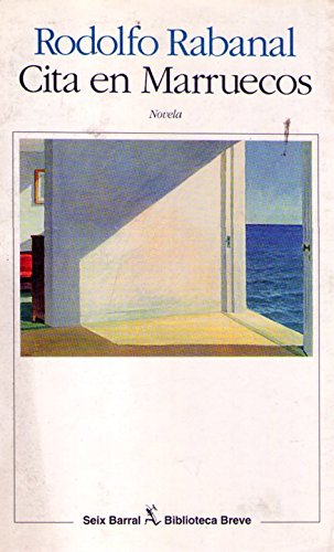 9789507311604: Cita En Marruecos (Biblioteca breve) (Spanish Edition)