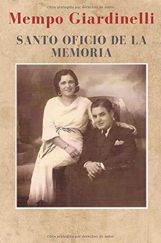 9789507311666: Santo Oficio de La Memoria (Spanish Edition)
