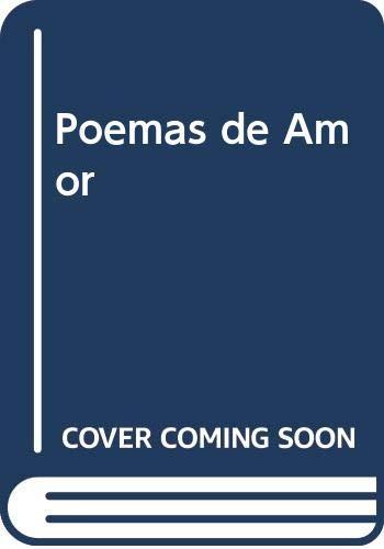 9789507312014: Poemas de Amor (Spanish Edition)