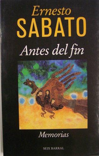 Antes del Fin: Sabato, Ernesto