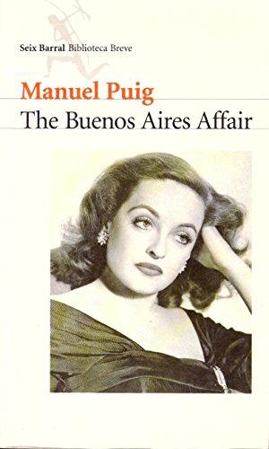 9789507312533: Buenos Aires Affair, the