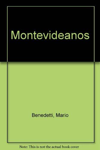 Montevideanos.-- ( Biblioteca Mario Benedetti (encuadernado) ): Benedetti, Mario -