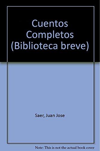 9789507313219: Cuentos completos (Biblioteca breve)