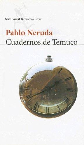 9789507313950: Cuadernos de Temuco (Spanish Edition)